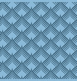 blue dragon scale seamless pattern texture vector image
