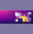 financial adviser concept banner header