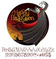 spooky vector image