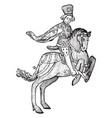 the squire from chaucers canterbury tales vintage