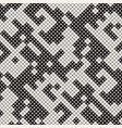 modern stylish halftone texture abstract vector image