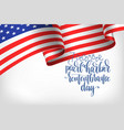 7 december pearl harbor remembrance day vector image