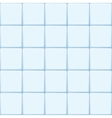 blue tile vector image vector image