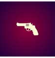 Revolver Icon concept for vector image
