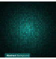 Abstract Dark Green Background vector image vector image