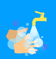 wash vector image