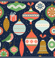 Seamless pattern christmas decor can be used