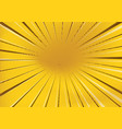 abstract yellow dotted and striped background vector image vector image