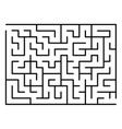Maze or labyrinth with entry and exit