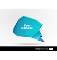 Message bubble vector | Price: 1 Credit (USD $1)