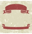 Set of banner ribbons vector image vector image