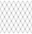 seamless monochrome hipster pattern vector image