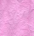 Crimp Paper vector image vector image