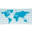 background WORLD MAP Globus vector image