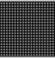 black background with squares geometric vector image