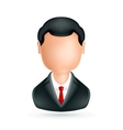 Businessman icon vector image vector image