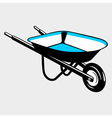 Wheelbarrow vector | Price: 1 Credit (USD $1)