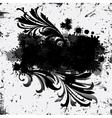 vintage grunge background vector image