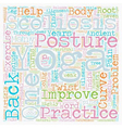 Yoga s Twist and Turns Benefits Scoliosis Patients vector image vector image