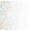 blue and pink pastel pixel pattern vector image