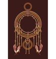 ethnic Dreamcatcher vector image
