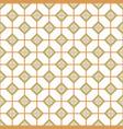 geometric azulejos portugal tile seamless pattern vector image