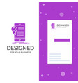 business logo for certificate certification app vector image