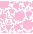 Floral seamless pattern for vector image vector image
