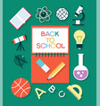 infographic design of education vector image vector image