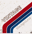 retro grunge texture background with vintage color vector image vector image