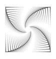design spiral dots square backdrop