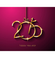 2015 New year original modern background template vector image vector image