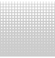 Abstract Halftone Square Dot Background vector image vector image