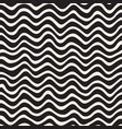Wavy ripple hand drawn lines abstract geometric