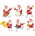 Cartoon of Santa Claus for you Design vector image