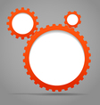 Abstract gears vector | Price: 1 Credit (USD $1)