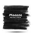 Black Marker Stain