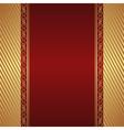 crimson background vector image vector image
