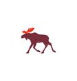 Elk Icon vector image