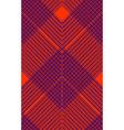 Geo pattern vector image vector image