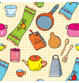 Kitchen wallpaper vector | Price: 1 Credit (USD $1)