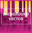 abstract background set art template design for vector image vector image