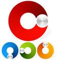 circular preloader buffer symbol or general vector image