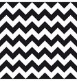 small chevron background black white vector image