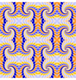 Design seamless colorful abstract pattern vector image