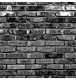 Brickwall2 vector image vector image