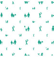 dad icons pattern seamless white background vector image vector image
