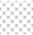 baseball club pattern seamless vector image