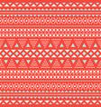 embroidery style stitches seamless pattern