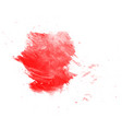 splatter water color texture vector image